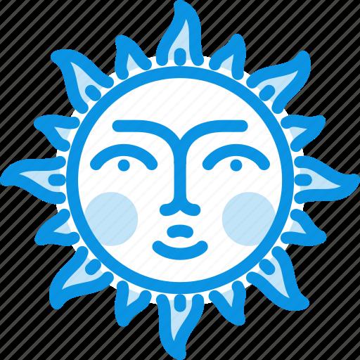 day, fable, face, fairy, sun, sunny, tale icon
