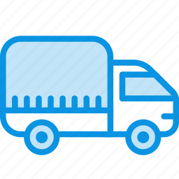 delivery, logistic, tilt, transport, truck, vehicle icon