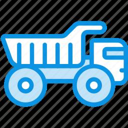belaz, coal, engine, equipment, industrial, truck icon