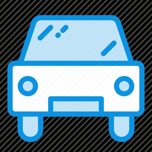 car, passenger, sign, transport icon