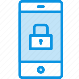 ecnryption, iphone, lock, password, phone, protection, secure, smartphone icon