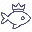 wish, wonder, goldfish icon