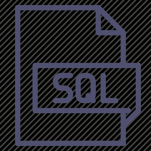 Database, file, sql icon - Download on Iconfinder