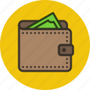 cash, money, pay, payment, wallet icon