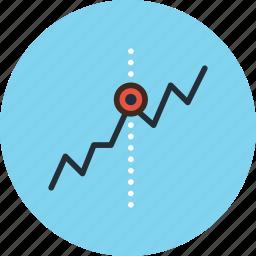 analytics, chart, statistics, stats icon