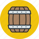 barrel, beer, marinade, marine, nautical