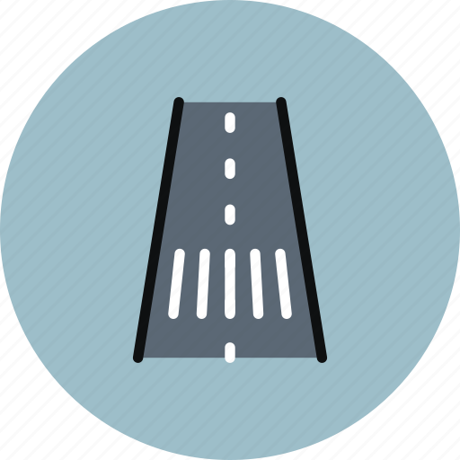 Road, route, travel, highway icon - Download on Iconfinder