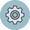 configuration, gear, options, preferences, set, settings, tune, tuning icon