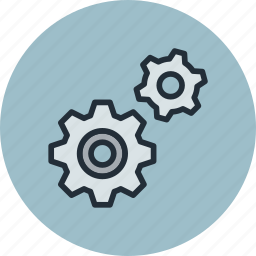 complex, configuration, gears, options, preferences, set, settings, tune, tuning icon