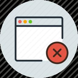 app, application, delete, mac, remove, window icon