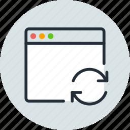 app, application, mac, sync, syncronization, window icon