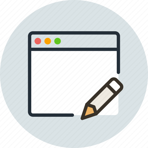 app, application, edit, mac, window icon