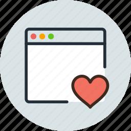 app, application, favorite, mac, window icon