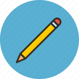 carandache, edit, eraser, kohinor, pencil, tool icon