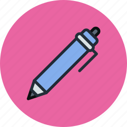 drafting, pen, tool, write icon