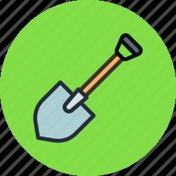 army, dig, digger, military, shovel, tool icon