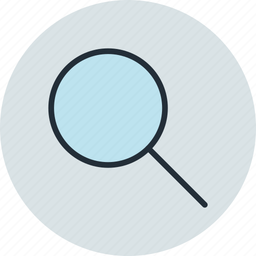 lense, search, tool, zoom icon