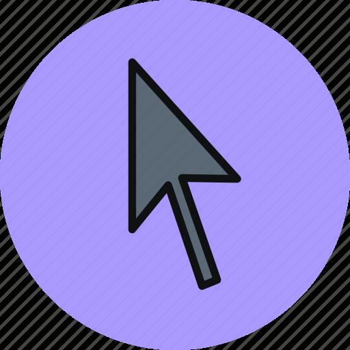 cursor, move, selection, tool icon