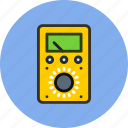 amper, indicator, tester, tool, volt, voltmeter, watt