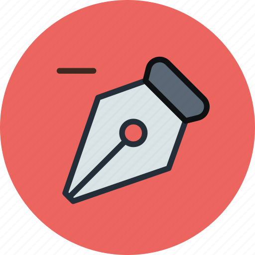 Anchor, classic, ink, pen, remove, retro, tool icon - Download on Iconfinder