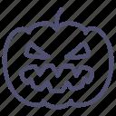 halloween, jack, pumpkin icon
