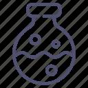 halloween, potion, magic icon