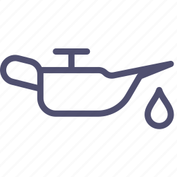 engine, mechanic, oil icon
