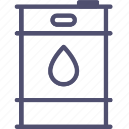 barrel, oil, petroleum icon