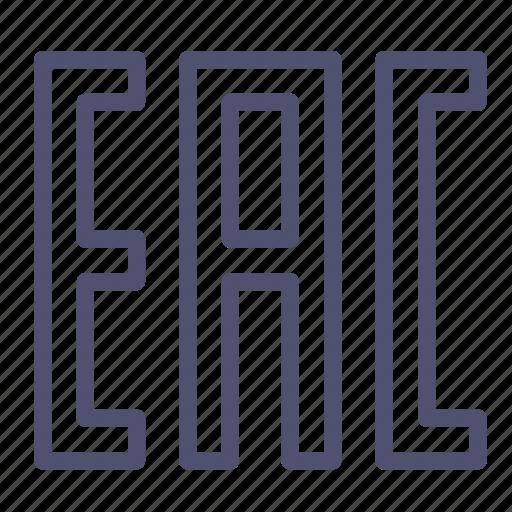 conformity, control, eac, eurasian icon