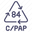 composite, cpap, recyclable