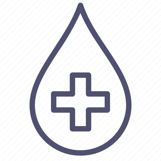 antibacterial, drop, drug, water icon