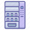 cola, machine, vending icon