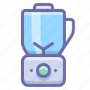 blender, kitchen icon