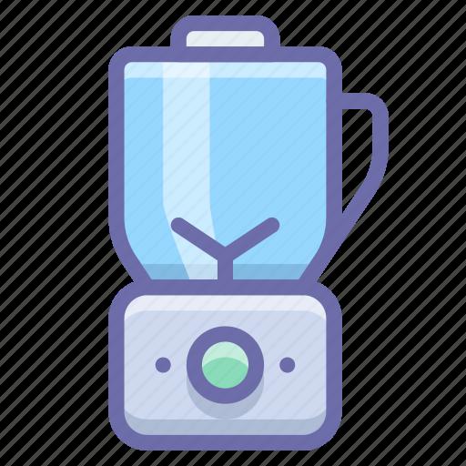 blender, kitchen icon