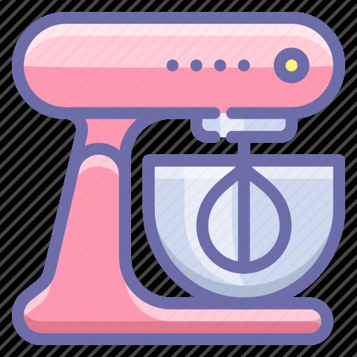 kitchen, mixer, stand icon