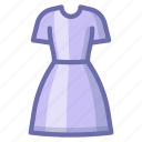 apparel, dress, gown
