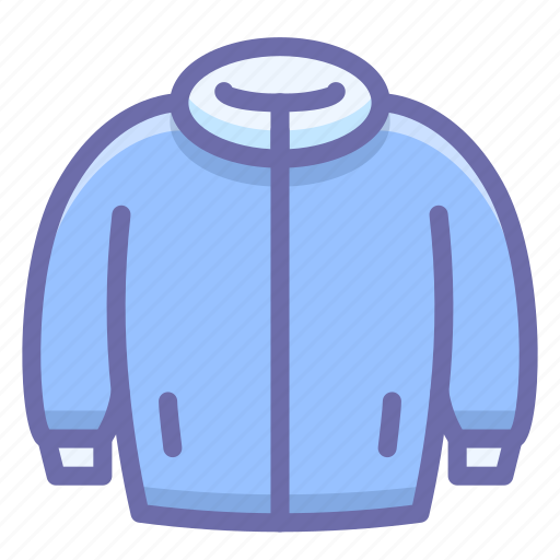 Down, jacket, winter icon - Download on Iconfinder