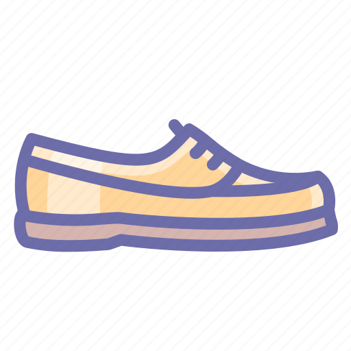 footwear, moccasins, shoes icon