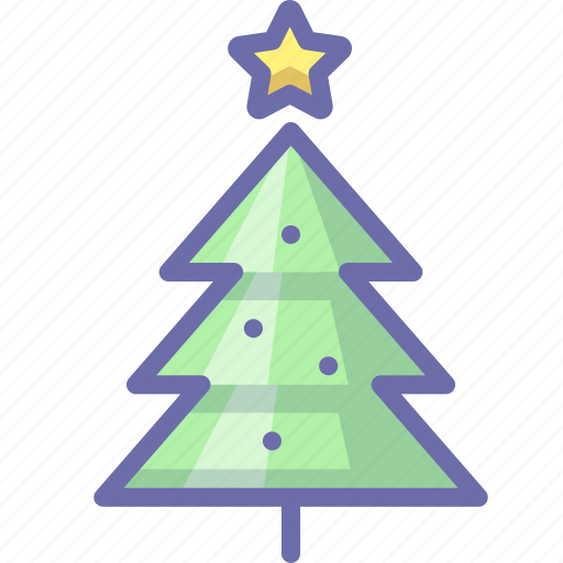 Christmas, newyear, tree icon - Download on Iconfinder