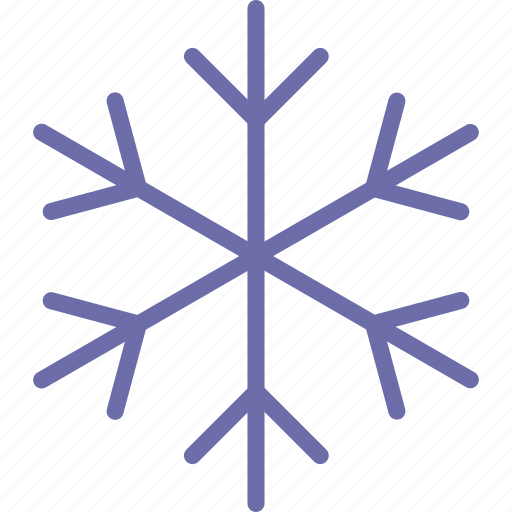 Cold, frost, snowflake icon - Download on Iconfinder