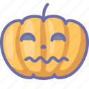 halloween, horror, pumpkin icon