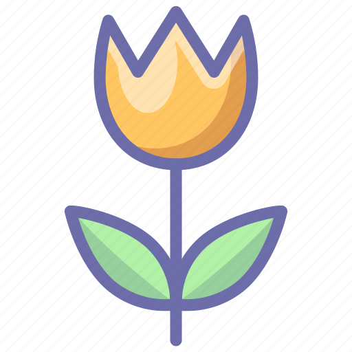 Flower, present, tulip icon - Download on Iconfinder