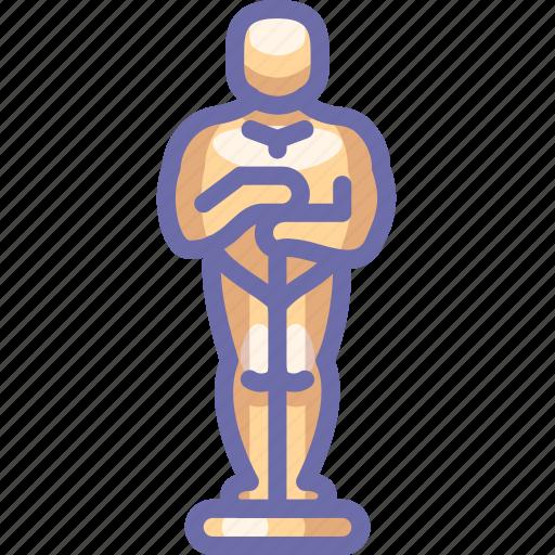 cinema, hollywood, oscar icon