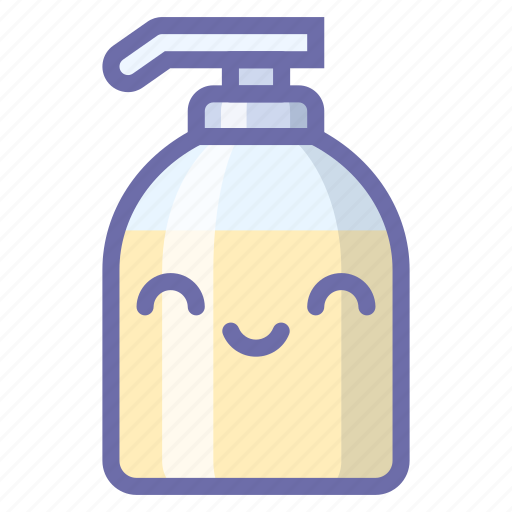 Cosmetics, kawaii, soap icon - Download on Iconfinder