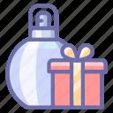 cosmetics, gift, present