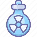 atomic, element, nuclear, radiation, substance, weapon icon