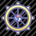 buddha, dharma, religion, wheel