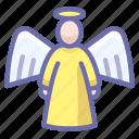soul, angel, saint