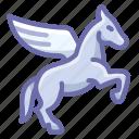 horse, wing, pegasus