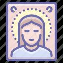 ikon, jesus, religion